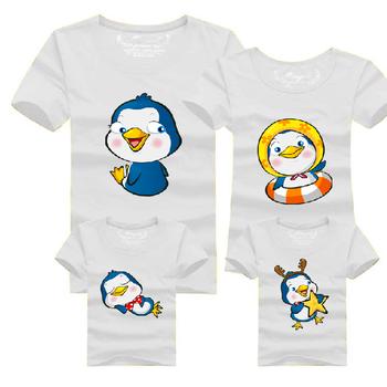Áo gia đình chim cánh cụt