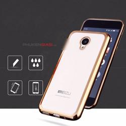 Ốp dẻo viền tráng gương Meizu M3 Note 5.5 inch