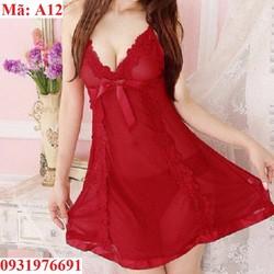 Váy ngủ sexy Hàn Quốc - A12
