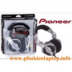 TAI NGHE PIONEER DJ-1000 MÀU BẠC CỰC ĐỈNH