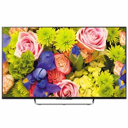 Tivi Sony 55 inch Smart LED 3D Full HD KDL-55W800C Đen