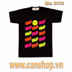 Áo thun thái DJ nhiều màu - B173