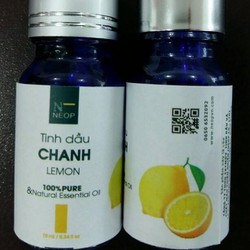 Tinh Dầu Chanh NEOP - Lemon Essential Oil 10ml