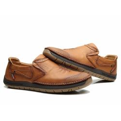 Giày da nam kiểu dáng mới thời trang 2016