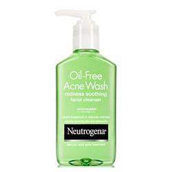 Sữa Rửa Mặt Trị Mụn Neutrogena Redness Soothing Facial Cleanser