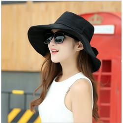 Nón mũ vải nữ rộng vành Hàn Quốc thời trang cao cấp chống tia UV