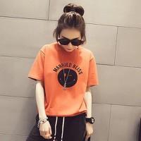 Áo thun cam có tay