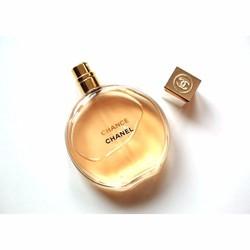 Nước hoa Chance Chanel nước vàng