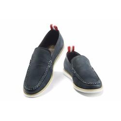 Giày da lộn kiểu dáng công sở thời trang 2016