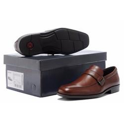 Giày nam công sở chất liệu da bóng New 2016