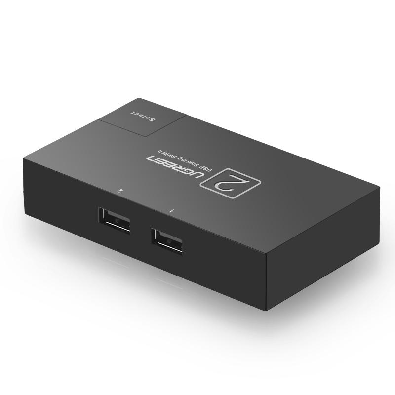 Bộ chia sẻ máy in qua cổng USB 2.0 chính hãng Ugreen - 30345 2