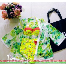 Áo kimono sành điệu cho mùa hè new 2015 Ak3