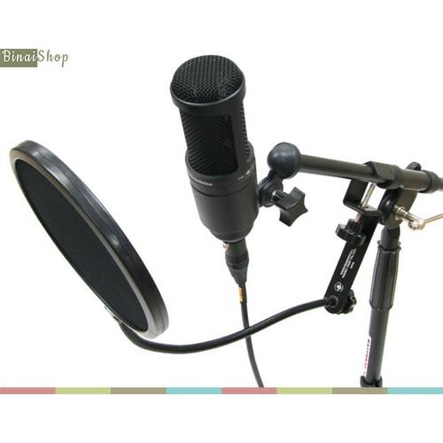 Micro thu âm condenser Audio Technica AT2020