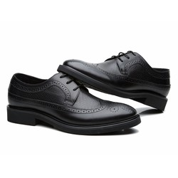 Giày da nam công sở phong cách lịch lãm