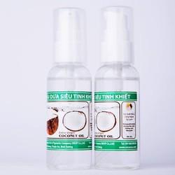 Dầu dừa siêu tinh khiết NEOP chăm sóc da mặt 50ml