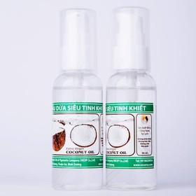 Dầu dừa siêu tinh khiết NEOP chăm sóc da mặt 50ml - NEOP5