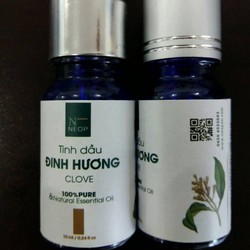 Tinh Dầu Đinh Hương NEOP - Clove Essential Oil 10ml