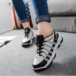 Giày thể thao sneakers phong cách Hàn Quốc cá tính TT006T