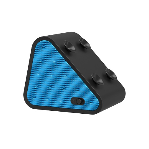 Loa Bluetooth Moigus Blue A1 2