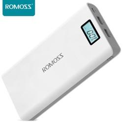 Pin sạc dự phòng Romoss Sense 6 Plus 20000mAh