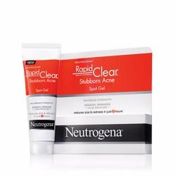 Gel Trị Mụn Neutrogena Rapid Clear Stubborn Ance Spot Gel
