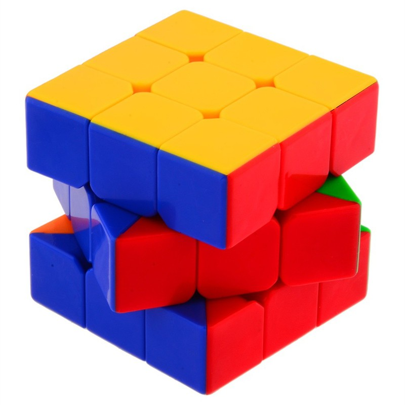Rubik 3x3x3 Cyclone-Boys Stickerless 5