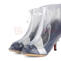 Giày cao gót đi mưa