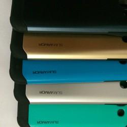 Samsung Galaxy E5 2015 - Ốp lưng slim armor 2 lớp PC và Silicone