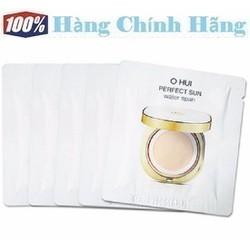 Combo 10 gói sample - Phấn nước chống nắng OHUI