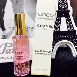 Nước hoa nữ  mini CHANEL Coco Mademoiselle Eau de Parfum 20ml
