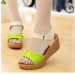 Giày đế xuồng kiểu dáng thời trang mẫu mới