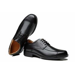Giày da nam công sở thương hiệu ecco 2016 màu đen