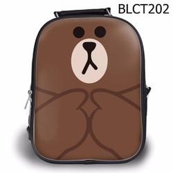 Balo Ipad - Học thêm - Đi chơi Gấu ngại ngùng - VBLCT202