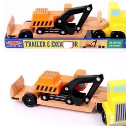 Xe tải chở xe cẩu Mellisa
