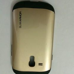 Samsung Galaxy S3 mini - Ốp lưng slim armor 2 lớp kết hợp PC Silicone