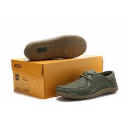 Giày nam công sở chất liệu da lộn dẻo mềm New 2016