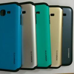Samsung Galaxy J7 2015 - Ốp lưng slim armor 2 lớp PC và Silicone