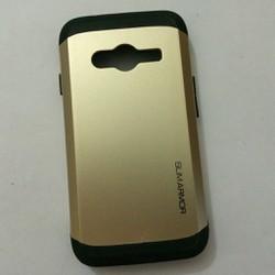 Samsung Galaxy Ace G313H - Ốp lưng slim armor 2 lớp PC và Silicone