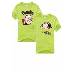 Áo đôi Popeye
