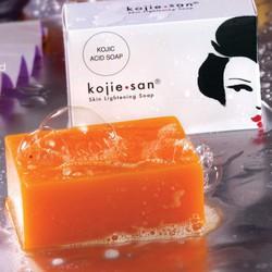 Kojiesan Kojic Acid Soap Xà bông tắm trắng da của Nhật Bản