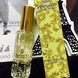 Nước hoa nữ Versace Yellow Diamond Eau De Toilette 20ml