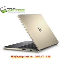 Laptop Dell Vostro 5459 Core i5 RAM 4GB HDD 500GB VGA 2GB Màu Gold