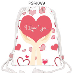 Balo dây rút dễ thương - Túi rút dễ thương -  PSRKW09