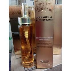 Tinh chất trắng da Collagen và Luxury Gold 3W Clinic