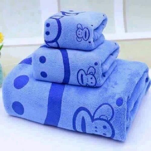 Bộ 3 khăn tắm Thái siêu mềm mịn - 4046782 , 3795416 , 15_3795416 , 109000 , Bo-3-khan-tam-Thai-sieu-mem-min-15_3795416 , sendo.vn , Bộ 3 khăn tắm Thái siêu mềm mịn