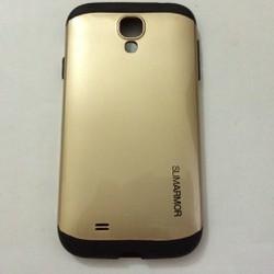 Samsung Galaxy S4 - Ốp lưng slim armor 2 lớp kết hợp PC và Silicone