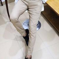 Quần kaki nam Hàn Quốc Ống Côn KK10