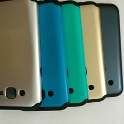 Samsung Galaxy J5 2015 - Ốp lưng slim armor 2 lớp PC và Silicone