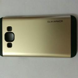 Samsung Galaxy A3 2015  - Ốp lưng slim armor 2 lớp PC và Silicone