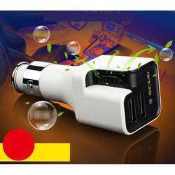 Bộ lọc không khí SCUD tặng kèm cổng sạc 2c USB